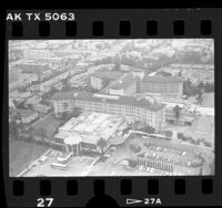 The Ambassador Hotel, aerial view, Los Angeles, Calif., 1986