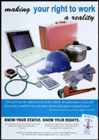 Making your right to work a reality [inscribed]
