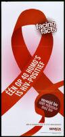 Één op 40 homo's is HIV-positief [inscribed]