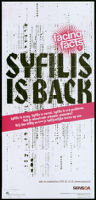 Syfilis is back [inscribed]