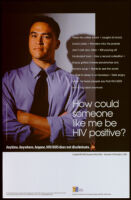 How could someone like me be HIV positive? [inscribed]