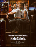 Ride safely [inscribed].