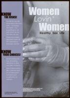 Women lovin' women [inscribed]