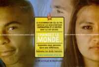 Changez le monde [inscribed]