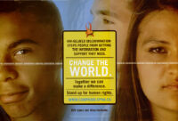 Change the world [inscribed]