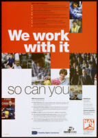 We work with it so can you [inscribed]
