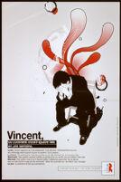 Vincent, ou comment mourir quatre fois en une semaine [inscribed]