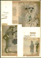 Press clippings regarding Cashin's work.