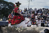 Tehuantepec, dancers, 1982 or 1985
