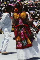 Tehuantepec, dancers, 1985