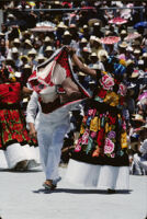 Tehuantepec, couples dancing [blurred], 1985
