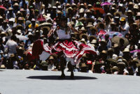 Pochutla, dancing with skirts, 1982 or 1985