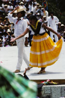 Pochutla, dancers [blurred], 1982 or 1985