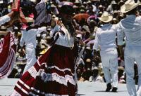 Pochutla, dancers, 1982 or 1985