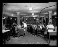 Los Angeles Times City [Editorial] Room, 1929
