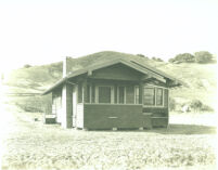 Craftsman style building at Universal City, Calif., 1915