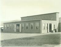 Shop building at Universal City, Calif., 1915