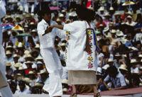 Ylalag, couples dancing, 1982