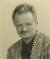 Kenneth Rexroth, portrait