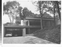 Donald and Ann Brown House, extertior