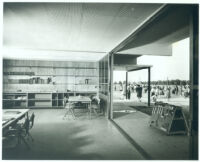 Alamitos School, classroom interior [photograph]