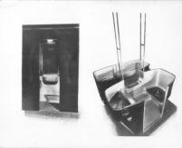 J. N. Brown House, copper bath tubs and toilets, Dymaxion