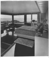 J. N. Brown House, interior master bedroom