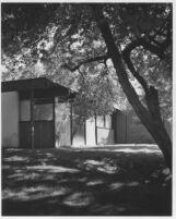 Cohen House, exterior