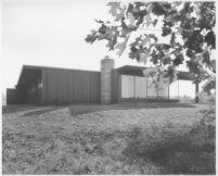 Elliott House, exterior