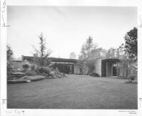 Hassrick House, exterior