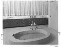 Friedland House, interior bathroom