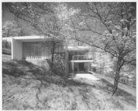 Livingston House, exterior East side [photograph]