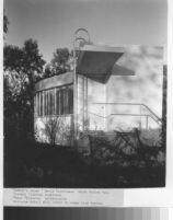 Malcolmson House, exterior entrance [photograph]