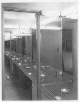 Lewin House, interior bathroom vanity