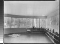 Malcolmson House, interior livingroom [photograph]