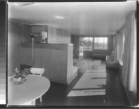 Ruben House, interior