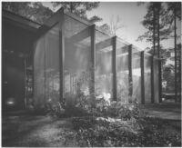 O'Brien House, exterior screened porch