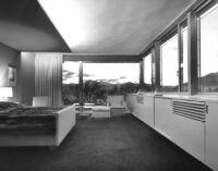 Bucerius House, interior bedroom