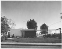 George D. Lavers General Surgery building, exterior street view