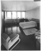 J. N. Brown House, interior bedroom