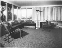 McIntosh House, interior livingroom [photograph]