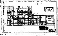 Van Sicklen House, framing plan