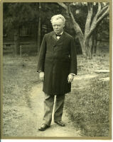 Josiah Royce, full length protrait, circa?