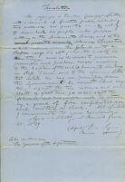 Translation, 1839 June 28, John A. Sutter, Jr. sale of Sacramento, Calif. property to Archibald Peachy