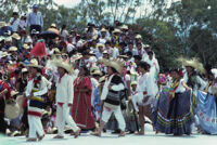 Awarding of prizes[?], procession, 1985