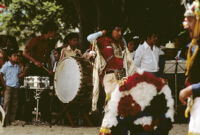 Saints Day, drums [band], 1982
