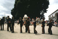 Saints Day, band members, 1982