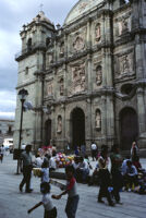 Oaxaca, Basilica of Nuestra Señora de la Soledad (Our Lady of Solitude), 1982 or 1985