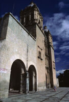 Oaxaca, Santo Domingo cathedral and museum, 1982 or 1985