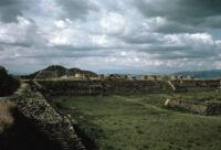 Monte Albán Site, North Platform, 1982 or 1985
